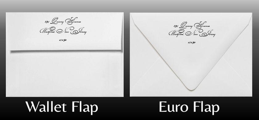 BattleInk Invitations A9 Opal Envelopes Page